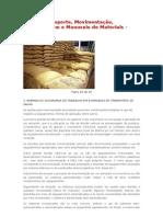 NR 11 Transporte e Armazenagem e Manuseio de Materiais