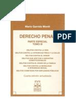 Garrido Montt, Mario - Derecho Penal Parte Especial Tomo III Ed 2010