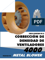 METALBLOWER curso4000