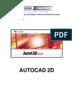 Apostila Auto Cad 2d
