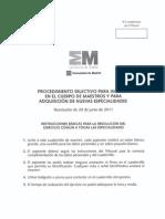 Examen Madrid 12
