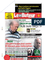 LE BUTEUR PDF du 12/03/2009