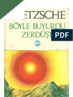 Böyle_Buyurdu_Zerdüşt -Cem yayınevi-Nietzsche