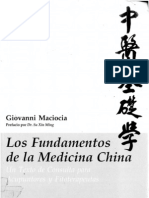 Fundamentos Medicina China MaOP
