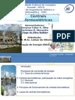 Centrais Termoelétricas