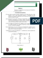 Práctica 4 teoria de los circuitos