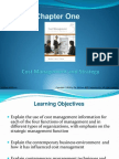 cost management ch1 ppt