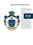 Emblema Araldico Della Gran Loggia Phoenix degli ALAM ®