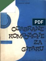 Odabrane Kompozicije Za Gitaru