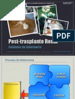 Post-trasplante renal Caso clínico-web