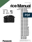 Panasonic GH3 = Service Manual