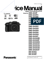 Panasonic GH3 = Service Manual