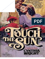 Touch the Sun by Cynthia Wright