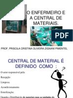 o Enfermeiro e a Central de Materiais PDF