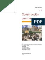 Construcción con Tierra nº1