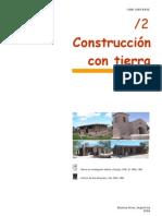 Construcción con Tierra nº2