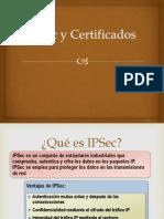 IPSec y Certificados