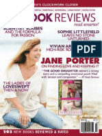 Reviews on Romance Novels March 2013