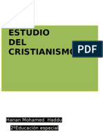 Estudio Del Cristianismo