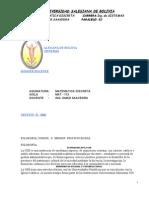 Dossier Matematica Discreta
