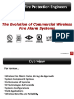 071912 Fpe Cwsi Wireless Fire Alarm Systems