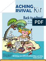 Teaching Survival Kit - Back to School Printables