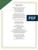 Tardes de Escuela.poesia