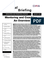 Coaching & Mentoring Research
