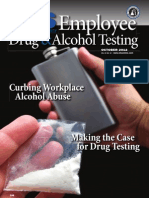 The Business Case for Workplace Alcohol Testing.