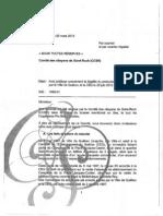 2013-03-20 - Avis Juridique PJC Ville-CSQ