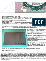 Bi Fold Frames