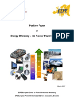 ECPE-Position Paper Energy Efficiency
