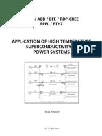 AppliHTSuperconductivi in Power Ssytems r 00