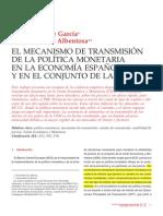 EL MECANISMO DE TRANSMISIÓN taller