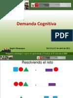 3 Demanda Cognitiva