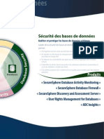 DS Database Security FR