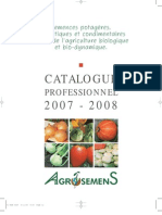 Agrosemens Catalogo