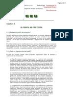 Perfil de Inversion - FAO