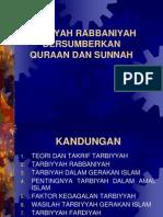 Tarbiyah Rabaniyah
