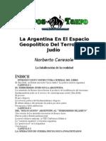 Ceresole Norberto - La Argentina en El Espacio Geopolitico Del Terrorismo Judio