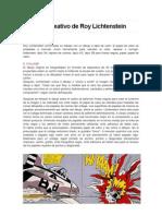 Roy Lichtenstein - Proceso Creativo