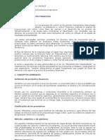 UNIDAD II Pronóstico Financiero