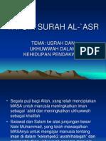 Tafsir Sura Al-`Asr