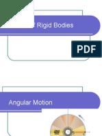Rotation of rigid body
