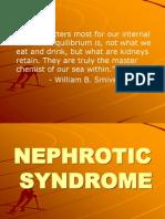 Nephrotic Syndrome