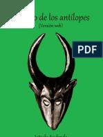 El salto de los antílopes versión para la web
