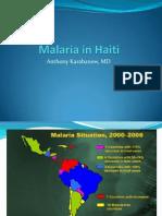 Malaria in Haiti