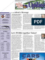 Tulare Chamber of Commerce April 2013 Newsletter