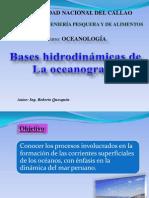 Bases Hidrodinámicas