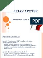PENDIRIAN-APOTEK